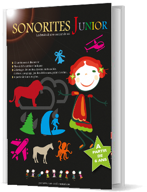 Cahier Grand Sonorites Junior